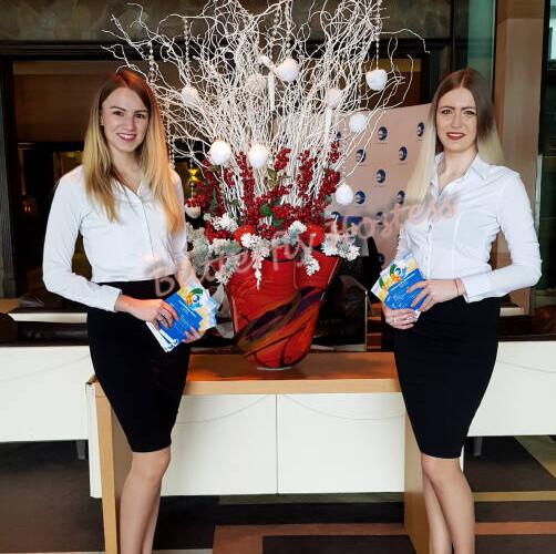 Servicii hostess conferinta